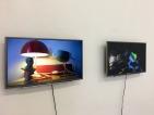 Fotoimpressionen der Installation »In Between« (Foto: Ivan Paskalev)