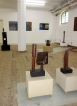 Impressionen der Ausstellung HOMMAGE AN REINER AMANN (Foto: Constanze Reithmayr-Stark)