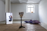 Fotoimpressionen der Ausstellung »Und also sprach das Internet: »Du sollst dir ein Bildnis machen.« (Foto: Wolfgang Pulfer)