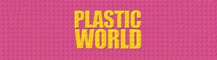 Einladung Ausstellung Plasticworld der KV FFB im HAUS 10