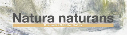 Einladungskarte Ausstellung Natura naturans 2020 in der Kulturwerkstatt HAUS 10