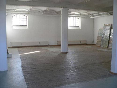 Kulturwerkstatt HAUS 10 – Raum 3 (Teilansicht)