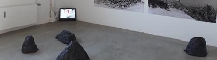 Ausstellungsansicht occurence part3