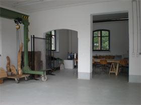 Bildhauerwerkstatt – Kulturwerkstatt HAUS 10